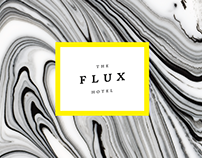Flux Hotel Logo Exploration