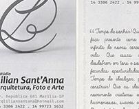 Arte de marca-página de livros