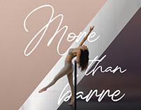 Rebranding Into Barre
