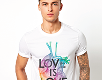 Love is Love Campaign T'shirt