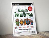 Sultanbeyli Belediyesi Sinema Gösterimi Posteri