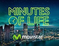 MOVISTAR // Minutes Of Life