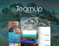 TeamUp UI