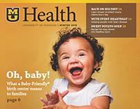 MU Health Magazine - Winter 2015