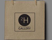 2H-Gallery.com Brand Identity