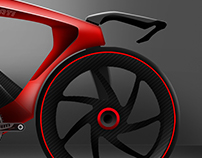 Ducati bicycle Concept