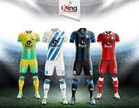 TRCH,s Brand New Home ,Away & GoalKeeper Kit
