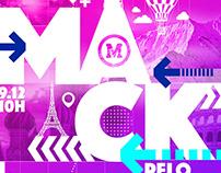 Mack pelo Mundo
