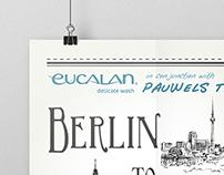 Eucalan Poster Design