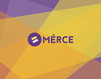 MÉRCE identity & webdesign