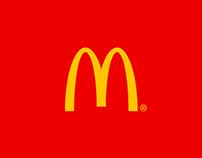 McDonald's Facebook fanpage