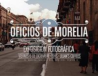 Oficios de Morelia, estado de Michoacán, México.