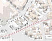 遗忘的街巷——东关街历史博物馆概念设计