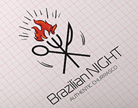 Brazilian Night Branding Project 2015 Fairmont Hotel