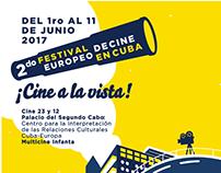 Imagen 2do festival de Cine Europeo