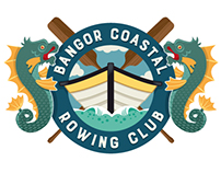 Bangor Coastal Rowing Club Identity