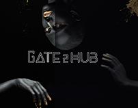GATE 2 HUB LOGO