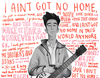 Woody Guthrie - I Ain't Got No Home