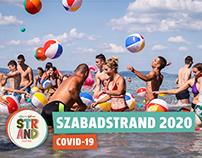 SzabadSTRAND 2020 festival photography 📸