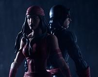 Elektra & Daredevil