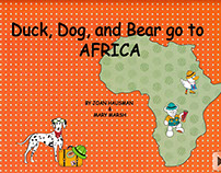 Preview video of Duck, Dog, and Bear go to Africa