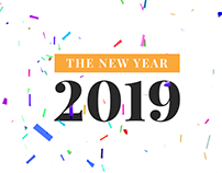Calendar Design 2019