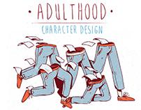 Adulthood (character design)