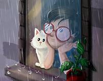 Rain and YOU