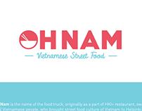 Oh Nam Branding