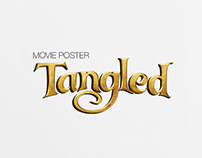 movie poster | tangled