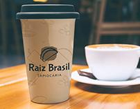 Raiz Brasil | Graphic Identity