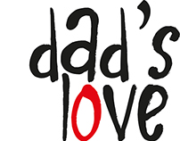 Logotipo Dad's Love