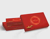 Diwali Royal Boxes | Packaging Design | Mumbai