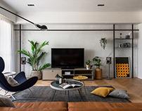 Oliver Interior Design / Mr.Yang House