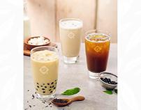 TEN-REN Tea product