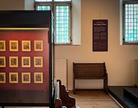 Bebording voor exposities