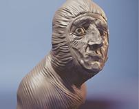 Daily Sculpt  Chalenge 01