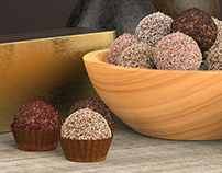 Grante Energy Balls Packaging