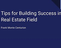 Frank Monte Centurion: Find Success in the Real Estate
