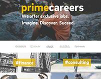 Design for a Jobs Portal