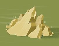 Stone & Fairies Animation ASMR