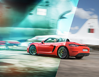 Porsche_Boxster S 718