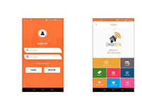 Mobile Application - ZenApp