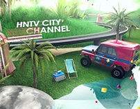 HNTV CITY CHANNEL 2015 NEW ID