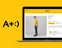 Adisgladis | Ecommerce Fashion Store