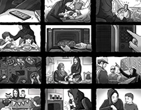 Arab Moms Storyboard