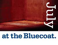 at the Bluecoat - Branding