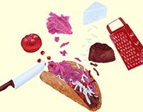 Recetario - Ilustración 2015-2