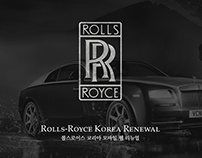 Rolls-Royce redesign