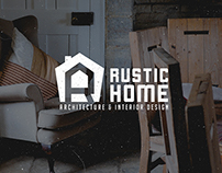 Rustic Home - Architecture & Interior design